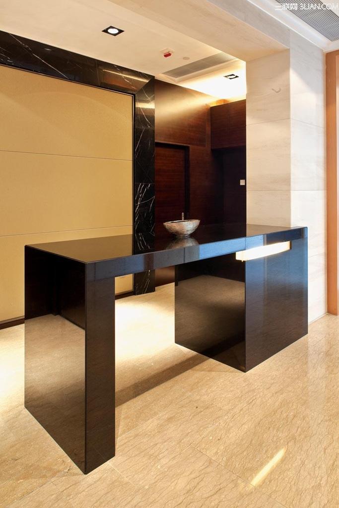 客厅地面设计细节_室内设计理论教程-查字典教程网