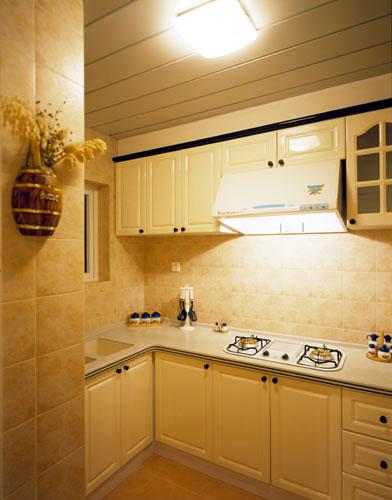8款多彩厨房设计2