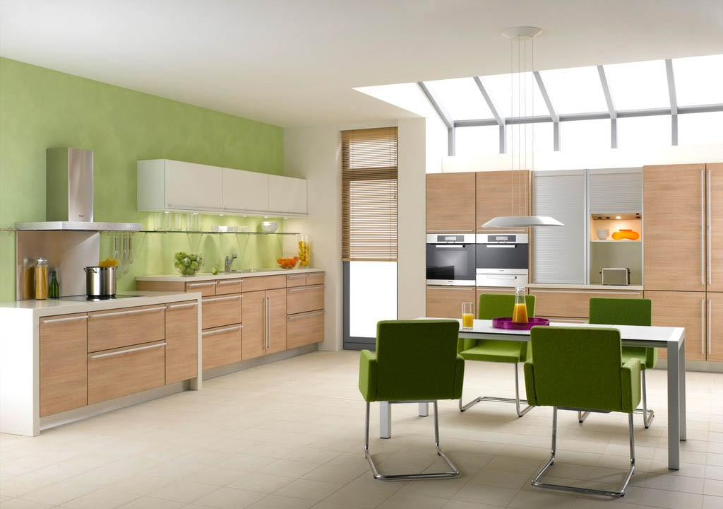 厨房装修的基本原则2