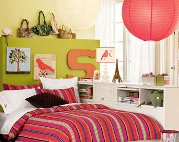 10款单身女生卧室设计5