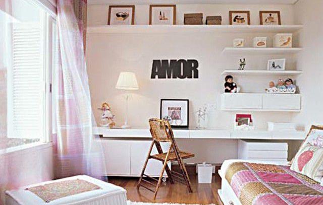 10款单身女生卧室设计1