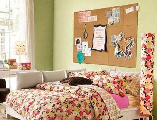 10款单身女生卧室设计8
