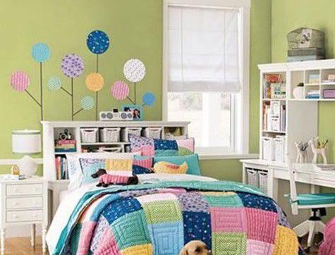 10款单身女生卧室设计7