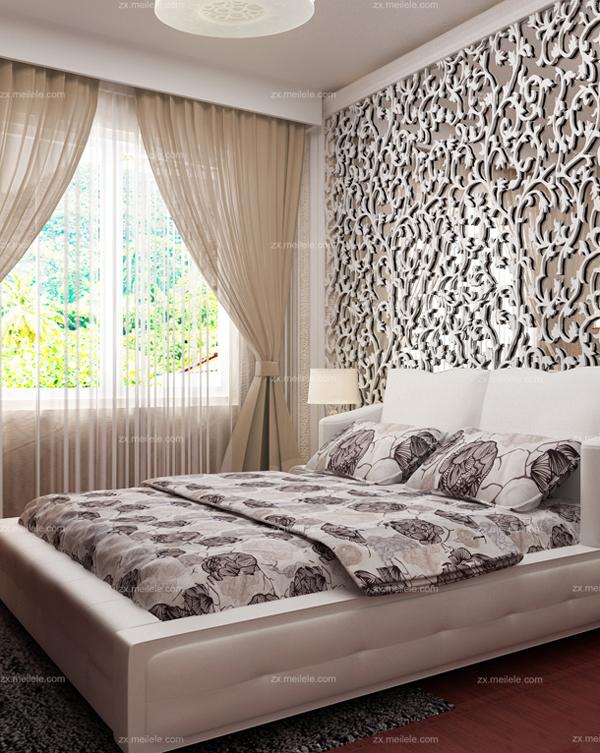 5款居家最新ag客户端下载|官方网站,温馨浪漫的卧室氛围3