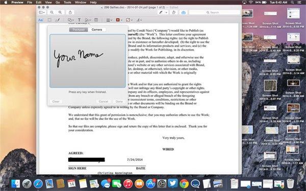 苹果Mac OS X 10.10使用技巧大全2
