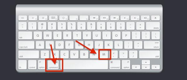 Mac切换桌面快捷键操作教程1