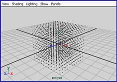 Maya7.0 粒子系统创建粒子的方法介绍10