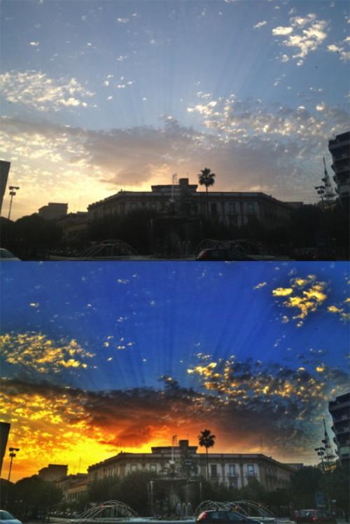 如何用手机修出美翻天的hdr风景照1