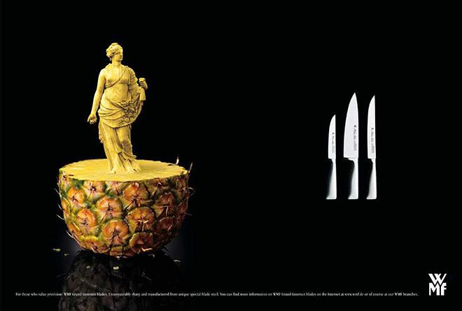 德国刀具品牌创意海报19