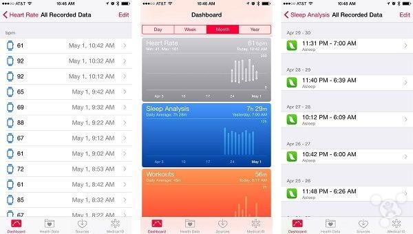 AppleWatch是怎么记录运动的 苹果手表运动追踪用法7