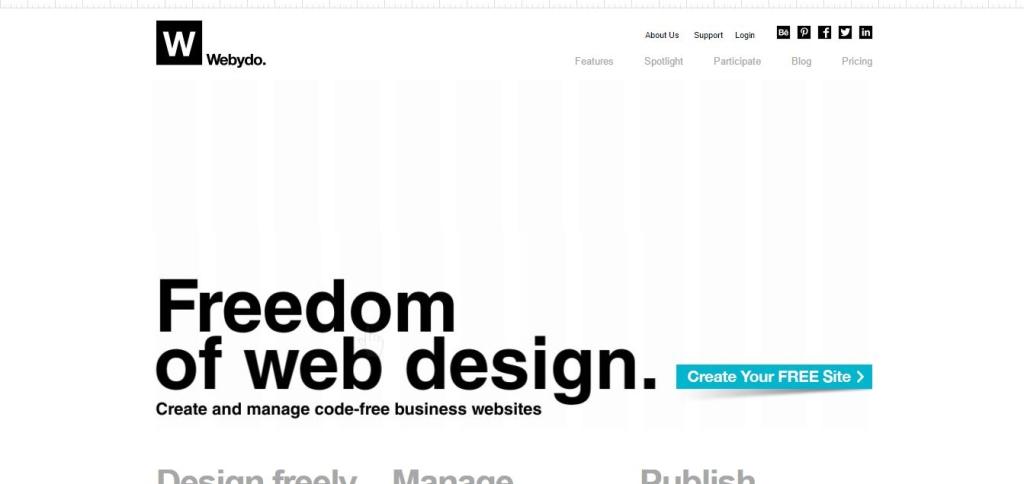 15个绝对值得收藏的免费设计资源站8