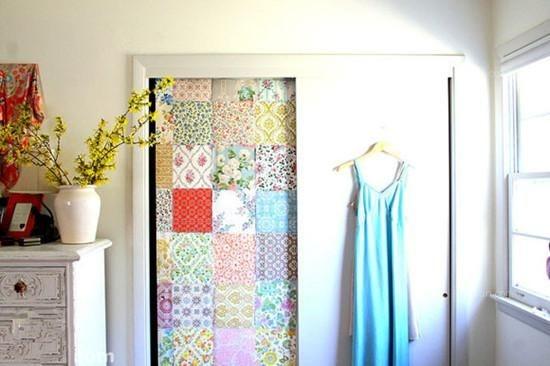 妙用布料——8款藝術背景裝飾8