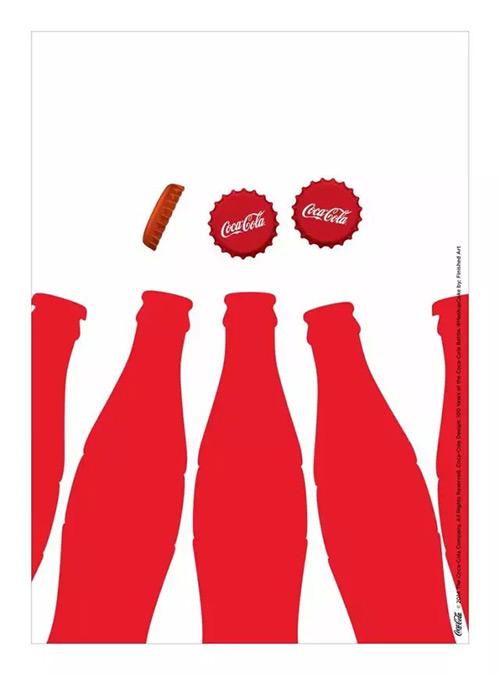 百年可口可乐平面广告作品欣赏32
