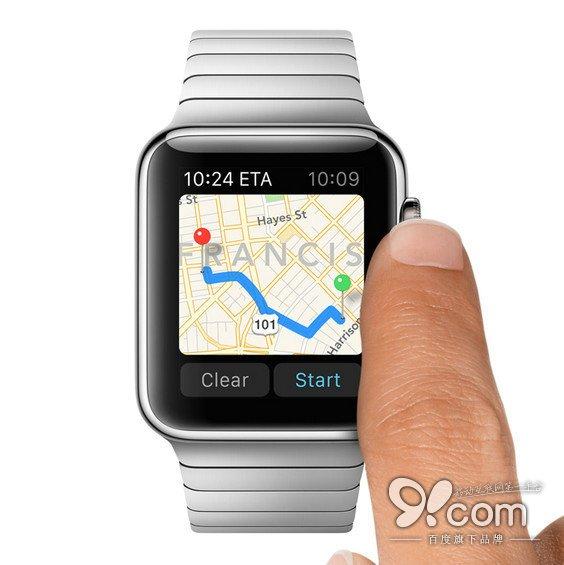 盘点Apple Watch出众的十大功能5