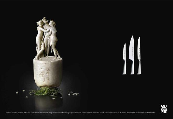 德国刀具品牌创意海报21