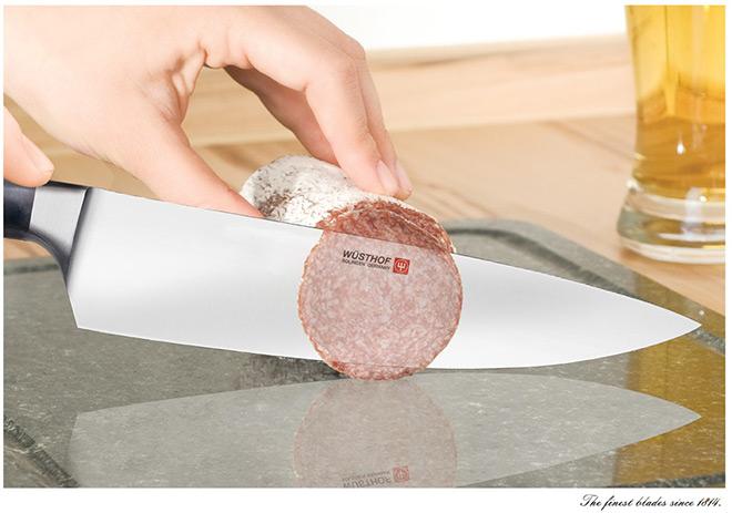 德国刀具品牌创意海报9