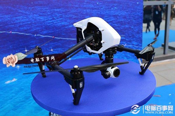 大疆无人机背后的大疆科技是什么企业?1