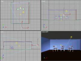 3dsmax相机分类及设定技巧详解12