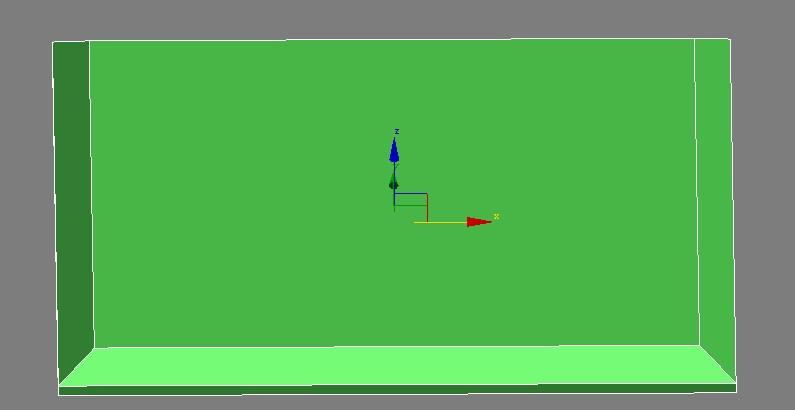 3DSMAX制作绿色排气扇3d建模4