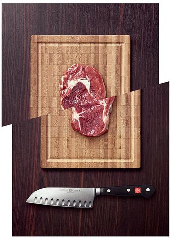 德国刀具品牌创意海报4