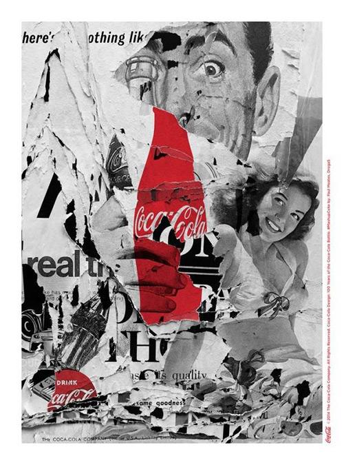 百年可口可乐平面广告作品欣赏7