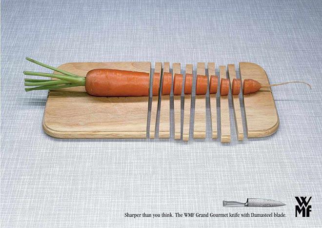 德国刀具品牌创意海报1