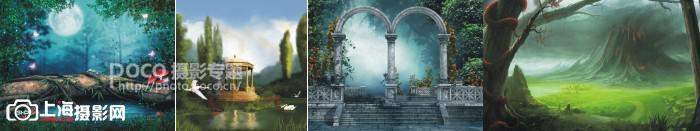 巧用PS后期合成童话世界2