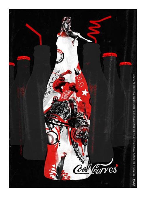 百年可口可乐平面广告作品欣赏28
