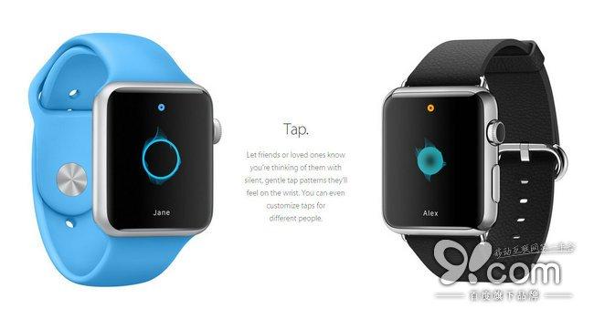 盘点Apple Watch出众的十大功能2