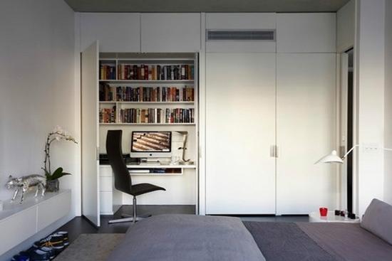 隐形门的设计与安装5