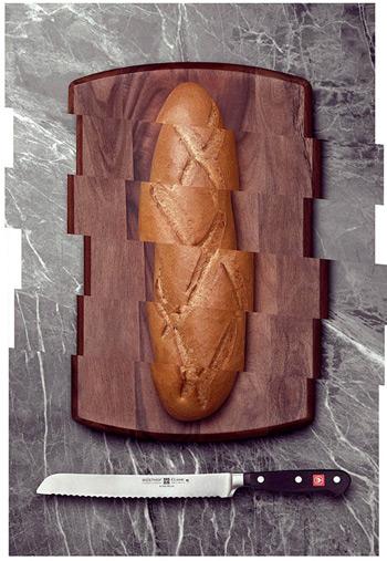 德国刀具品牌创意海报5