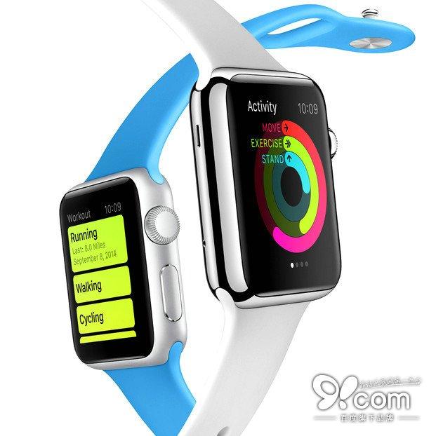 盘点Apple Watch出众的十大功能3