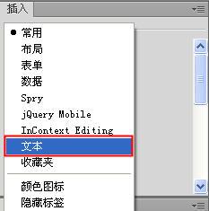 Dreamweaver中怎么插入特殊字符2