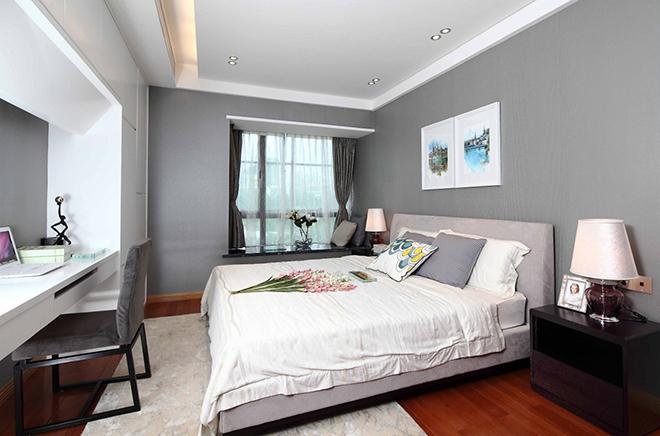 四款卧室装修效果图