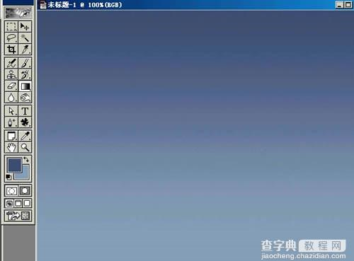 背景色为浅蓝色(134/154/184)