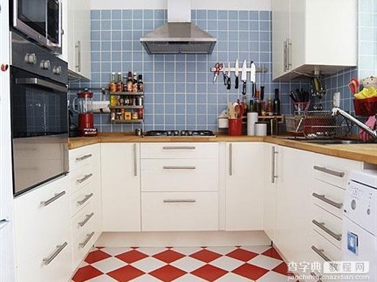 8种小户型厨房设计效果图