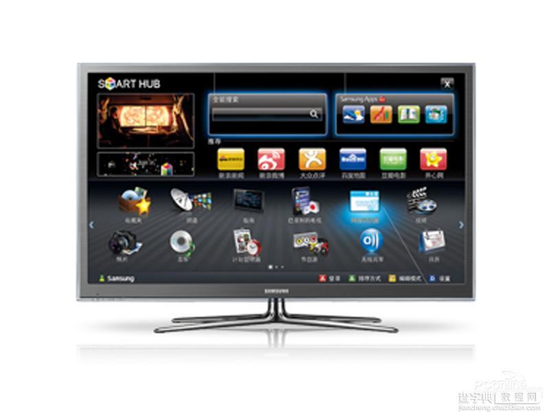 三星PS64D8000支持多媒体播放功能吗1