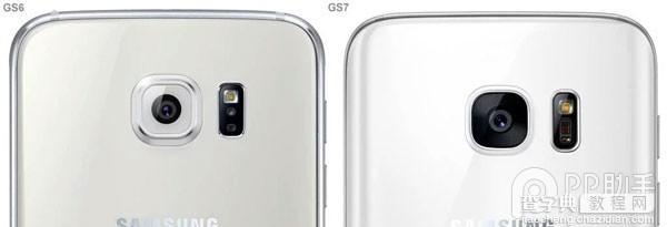 三星Galaxy S7/S6新旧旗舰细节对比3