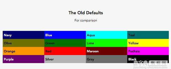 超实用的网页标准色升级版+高格调大图素材站2