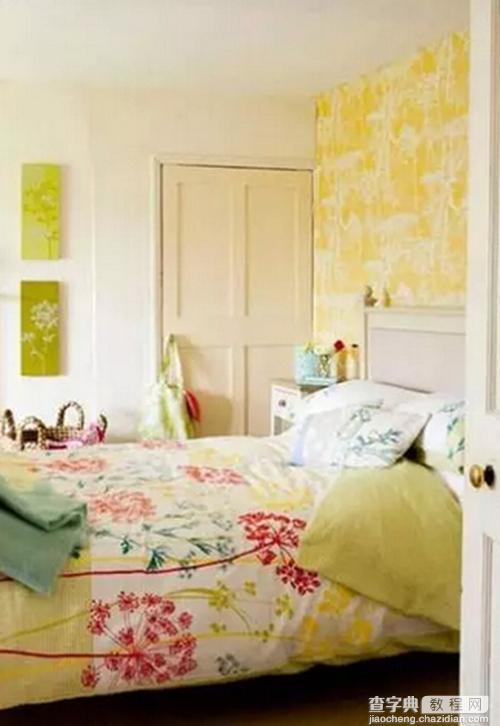 10款少女心的臥室裝修效果圖