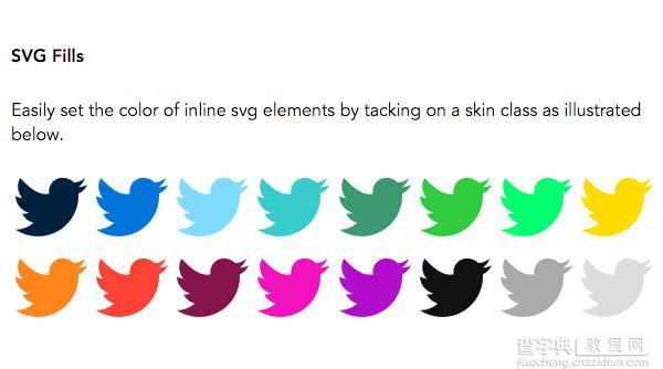 超实用的网页标准色升级版+高格调大图素材站4