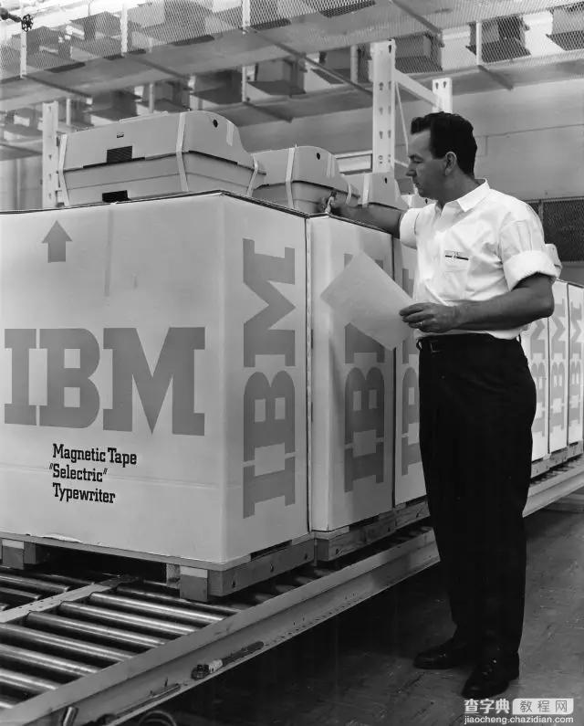 IBM的经典LOGO是如何创造出来的?5