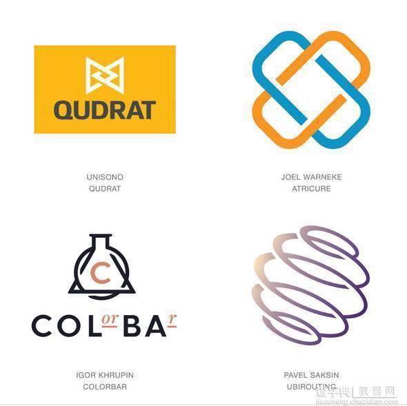 2016年Logo设计趋势4