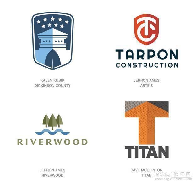 2016年Logo设计趋势3
