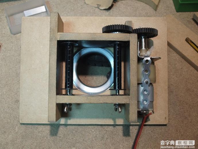 【攝影DIY】DIY柵縫掃描相機展現流動時光11