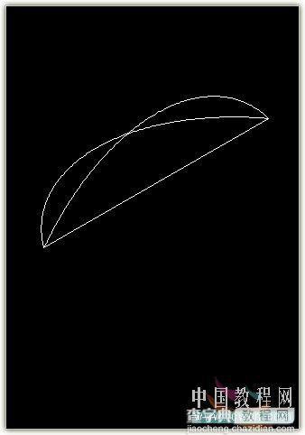 AutoCAD教程:绘制逼真的橄榄球两种方法介绍4