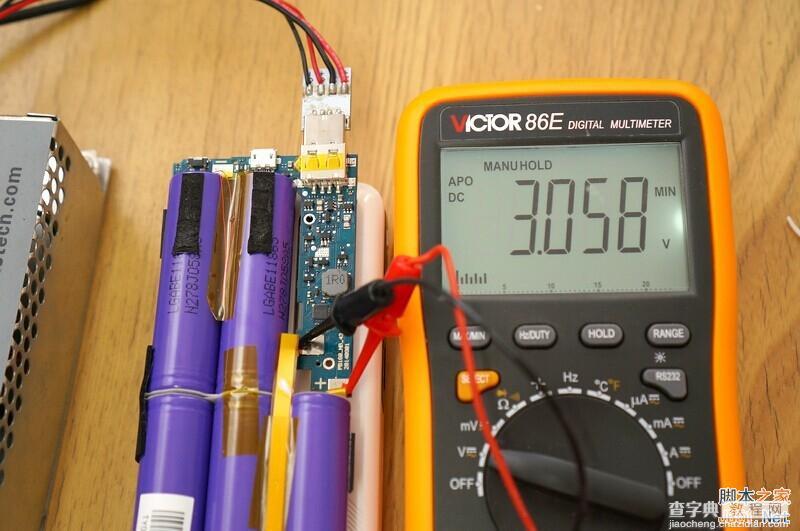 小米16000mah移动电源做工分析与充放电测试(图文)16
