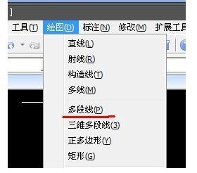 CAD使用多段线命令?_AutoCAD线条-查字cad平键教程什么是规格图片